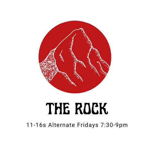 Park Church Stoke Youth Group Logos The Rock