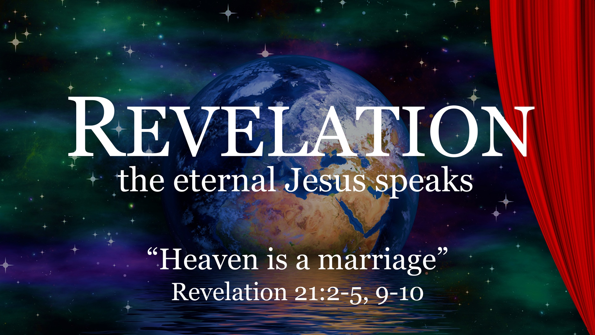 #10 Heaven Is A Marriage