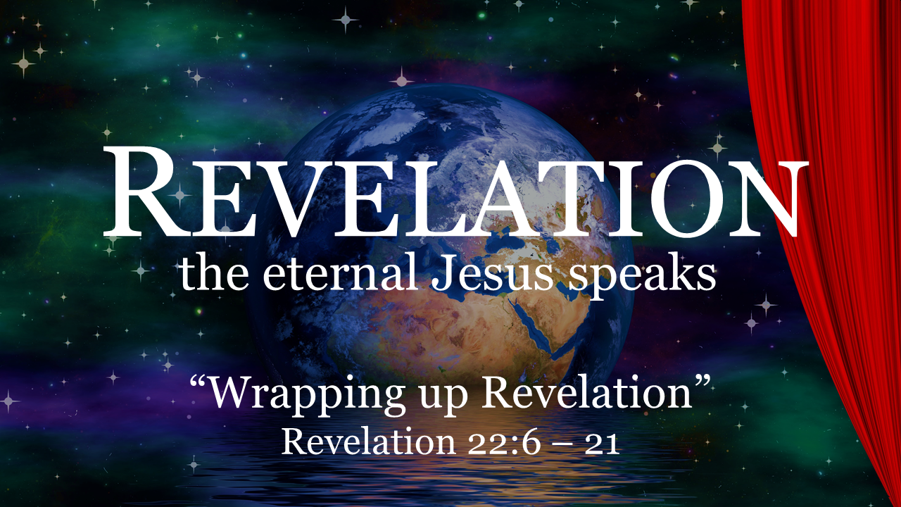 #13 Wrapping Up Revelation